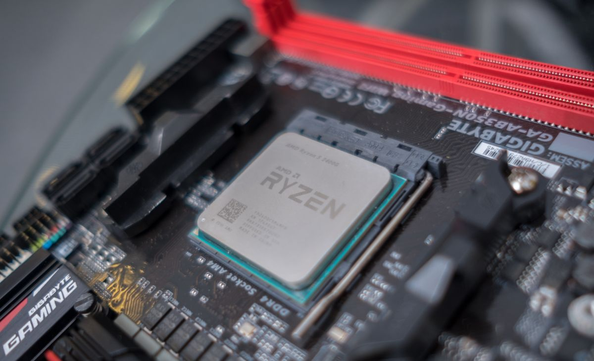 AMD is eating up Intel's CPU market share – but supply issues could spoil the party