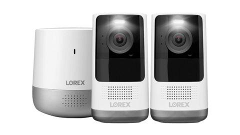 Lorex cameras and hub