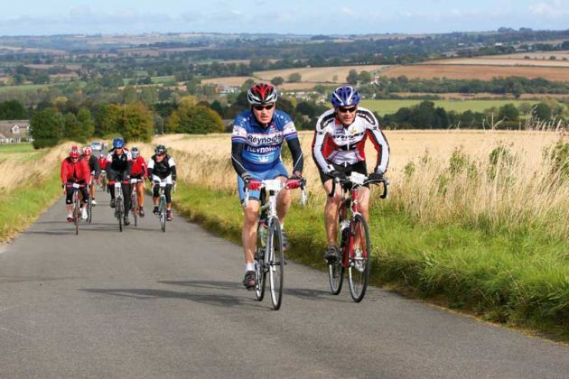 Blenheim Palace British cyclo sportive 2009[2].jpg