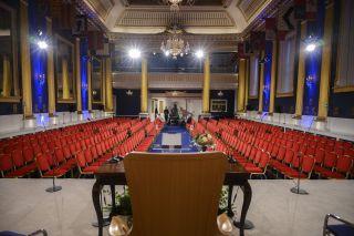 DPA Microphones used for Irish President's inauguration