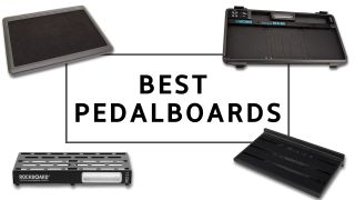 The 10 best pedalboards 2019: organize your guitar effects with these budget-spanning 'boards