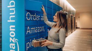 Amazon Hub arrives in Australia