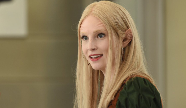Candice King on The Orville