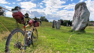 Bespoken Word Bikepacking