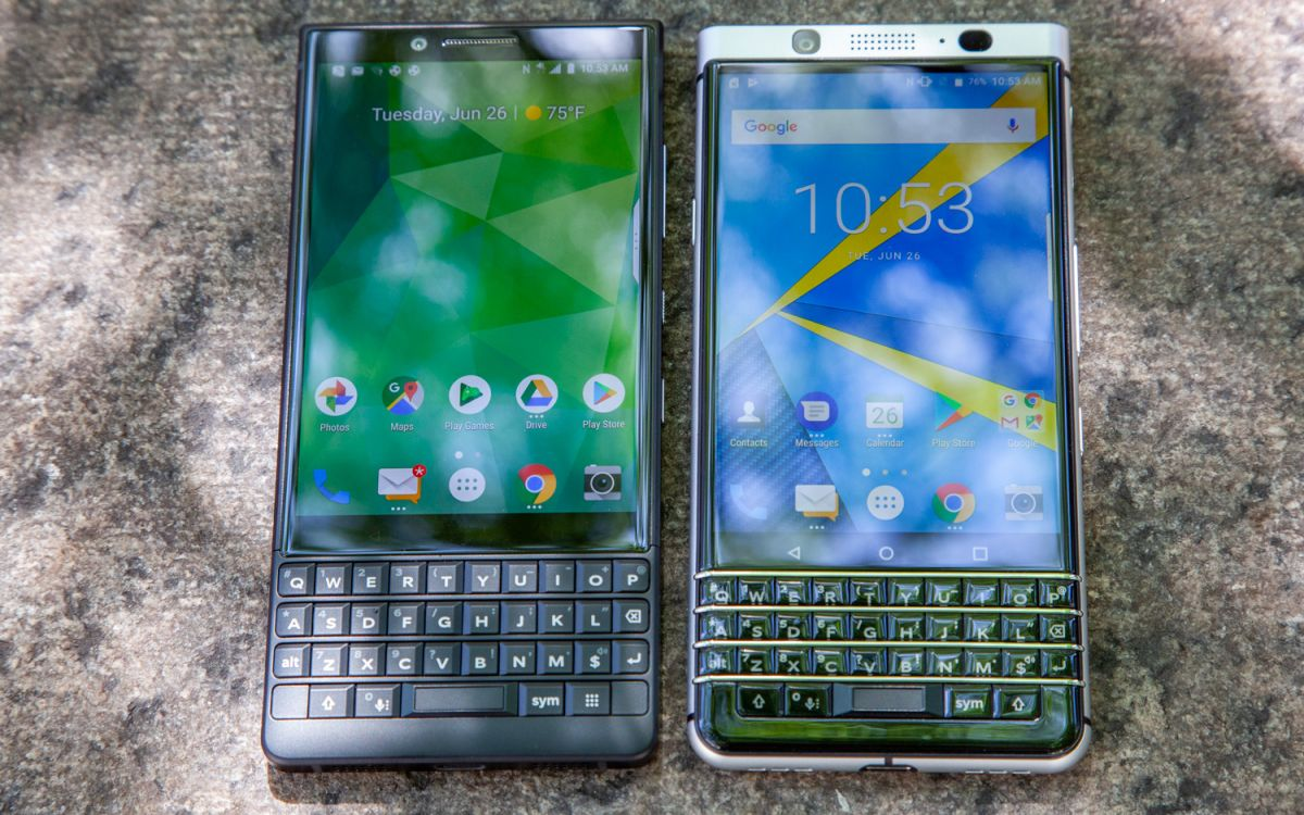 Tested: Is the BlackBerry Key2's Keyboard Good Enough? | Tom's Guide