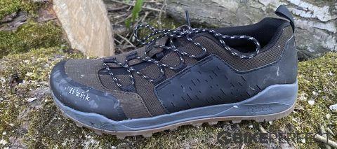 Fizik X2 Terra Ergolace trail shoe