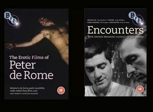 Erotic film archive