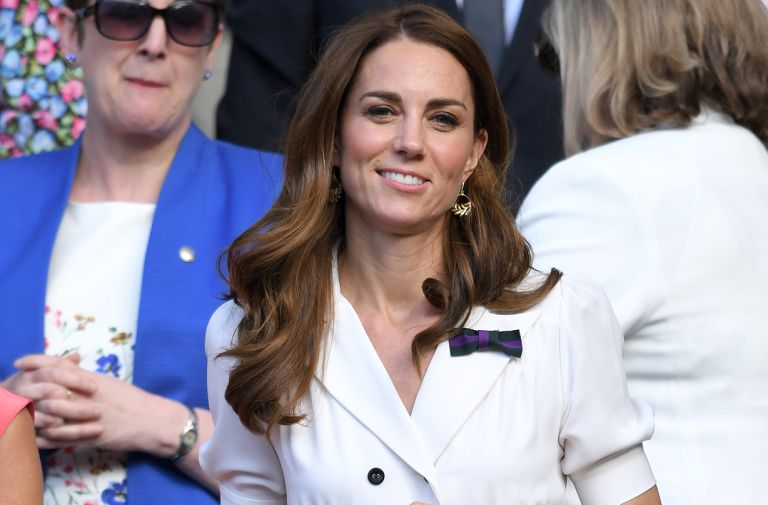 Kate middleton white wimbledon dress available