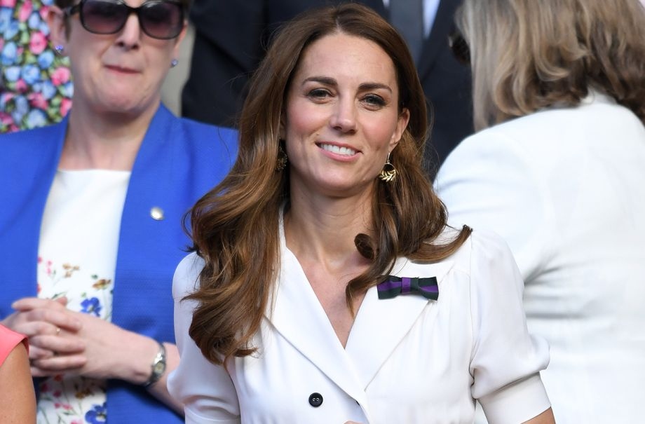 You can now buy the Duchess of Cambridge's Wimbledon dress