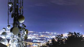 Verizon 5G mast