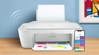 Snap up this HP DeskJet printer deal for $49 at Walmart (and get free ink)