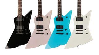 Harley Benton EX84 Modern electric guitar