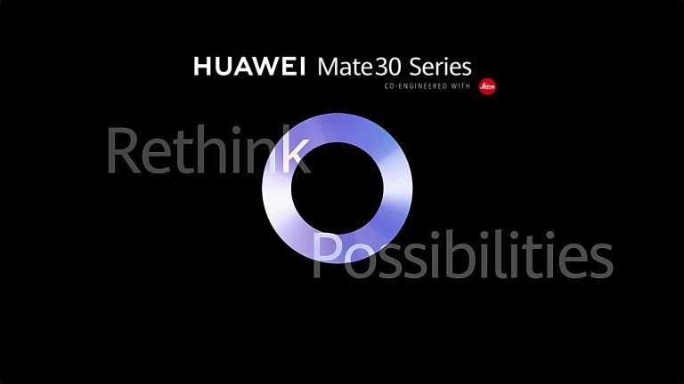Huawei Mate 30 Pro Release Date