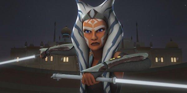 Ashoka Tano Star Wars Rebels