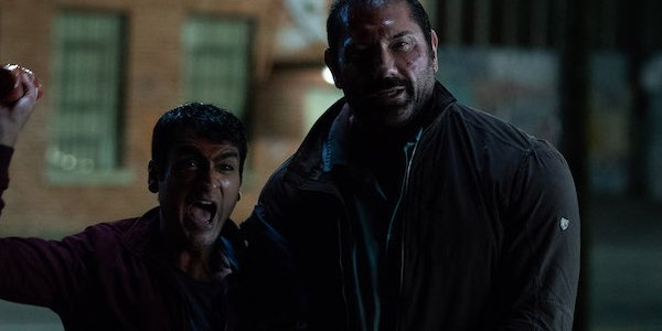 Dave Bautista Was 'Shocked' Watching The Fight Scenes In Stuber