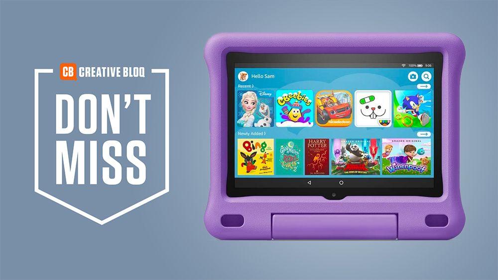 HUGE Black Friday kids' tablet deal: Save £55 on Amazon Fire Kids tablet