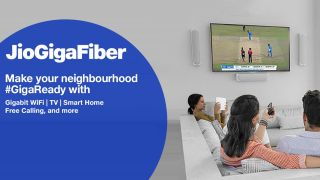 Reliance Jio GigaFiber commercial roll-out could start from