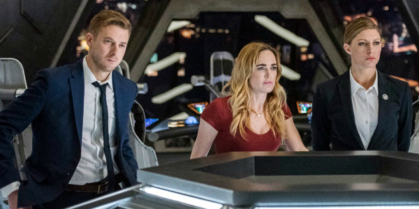 A dead Legends of Tomorrow character may return