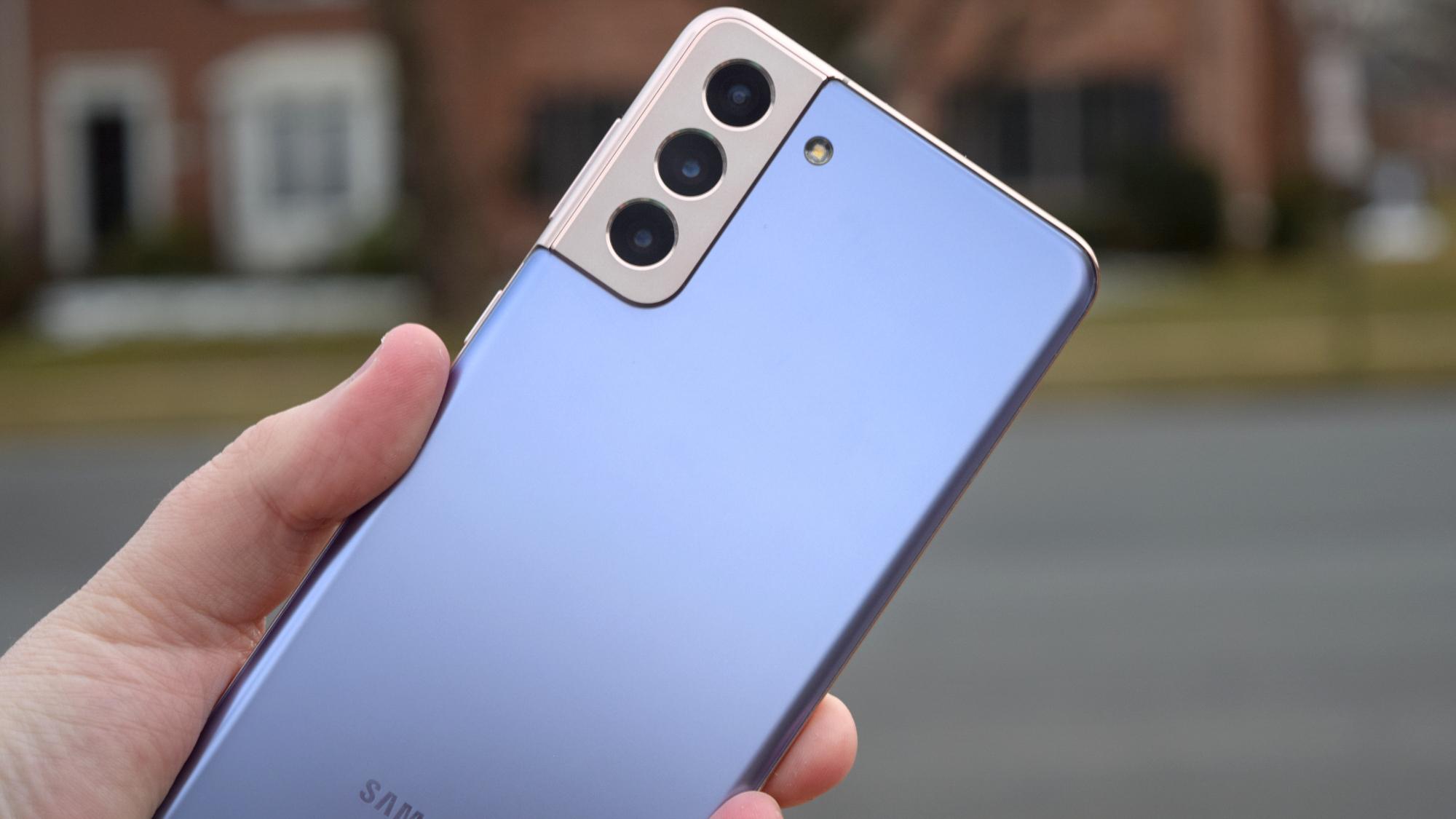 Best Samsung Phones: Samsung Galaxy S21 Plus