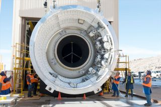 Engineers at Orbital ATK
