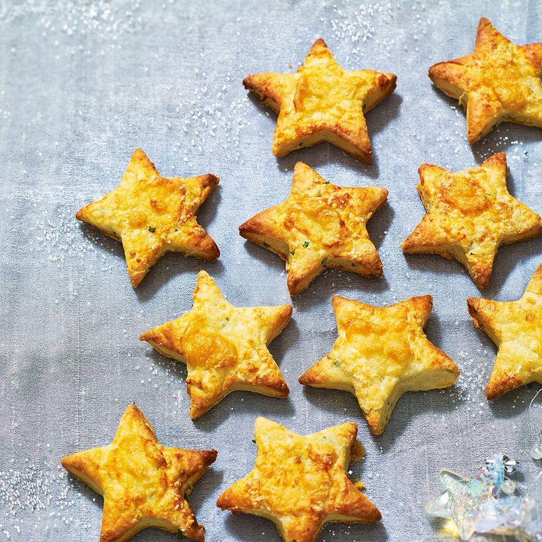 Star Scones