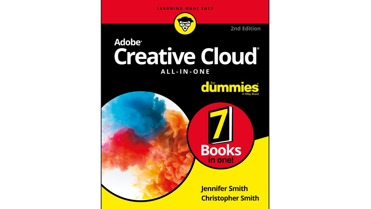 Review: Adobe Creative Cloud All-in-One For Dummies