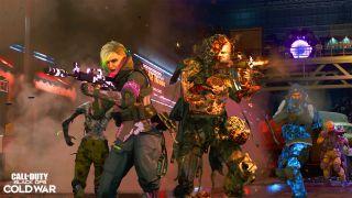 black ops cold war forsaken zombies