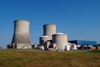 Nuclear power plant in Tennessee