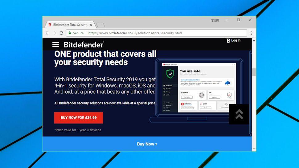 Bitdefender Total Security 2019 review | TechRadar