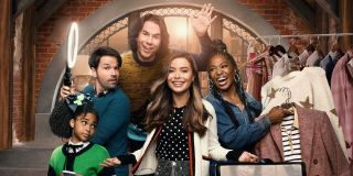 Miranda Cosgrove and iCarly revival cast
