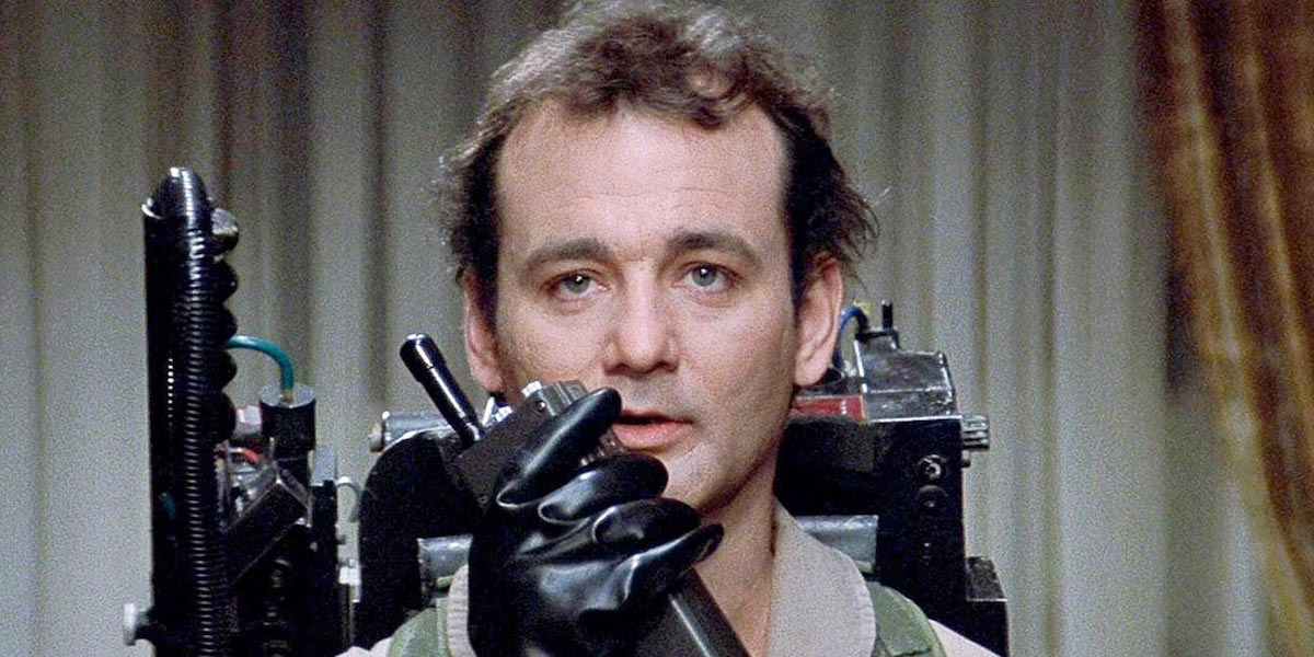 Bill Murray On Ghostbusters: Afterlife's Script: 'It's Gonna Work' - CINEMABLEND
