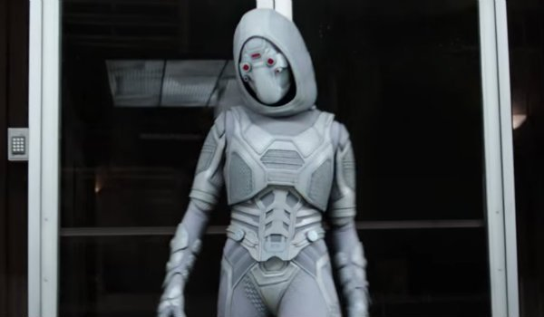 Ghost Ant-Man and the wasp