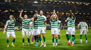 Celtic Europa League