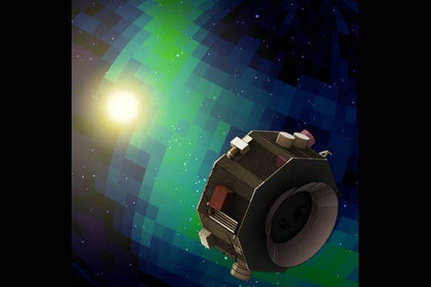 NASA picks SpaceX to launch probe to study interstellar boundary