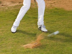 Hitting fat golf shots? Here's how to fix it!