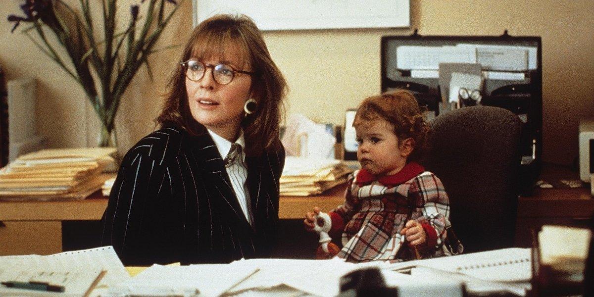 Diane Keaton in Baby Boom