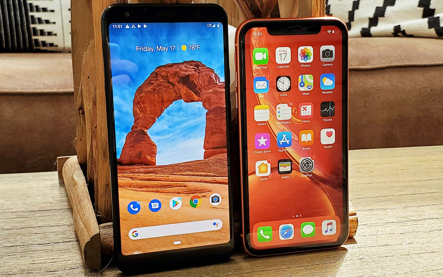 Pixel 3a vs  iPhone XR: Which Budget Phone Wins?   Tom's Guide