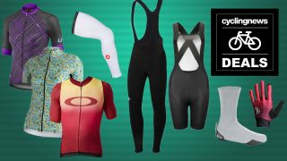 Cycling clothing deals