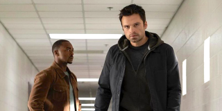 the falcon and winter soldier bucky and sam