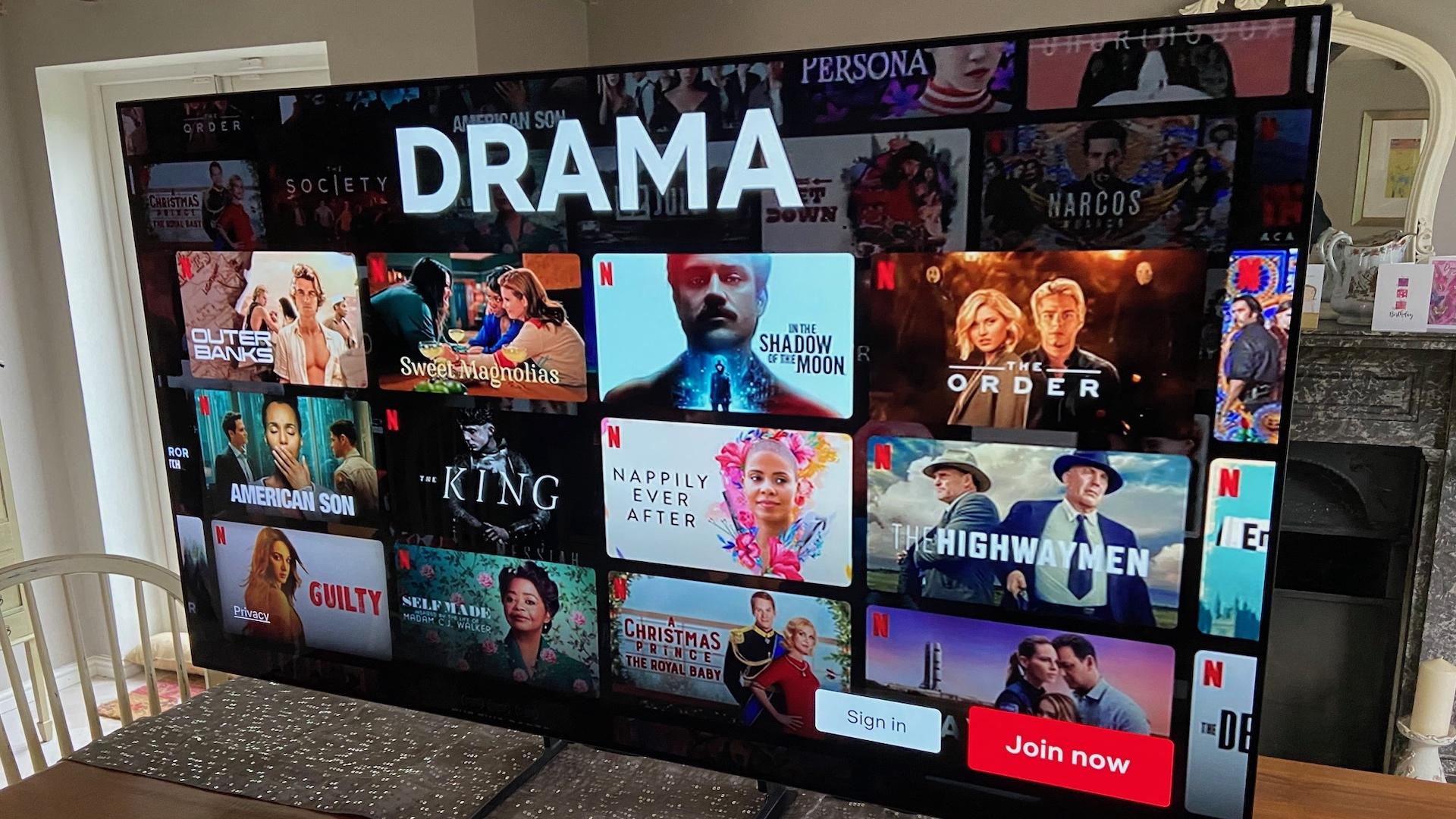 LG G1 Gallery OLED TV 2021