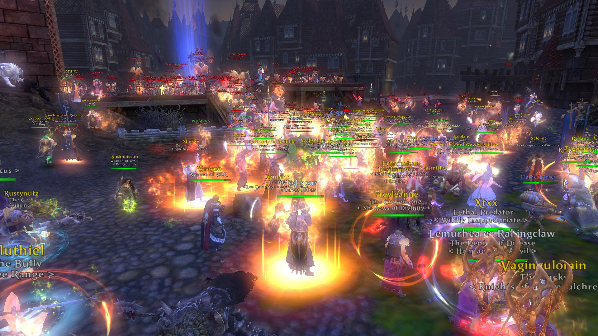 Warhammer Online Shuts Down, Private Server Launches #30078