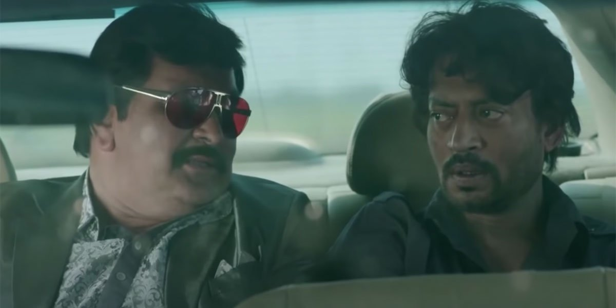 Rishi Kapoor and Irrfan Khan in D-day 2013