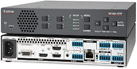 Extron's New HDMI Scaler