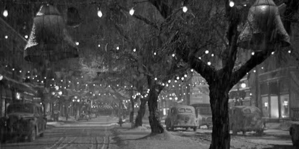 Bedford Falls in It's A Wonderful Life