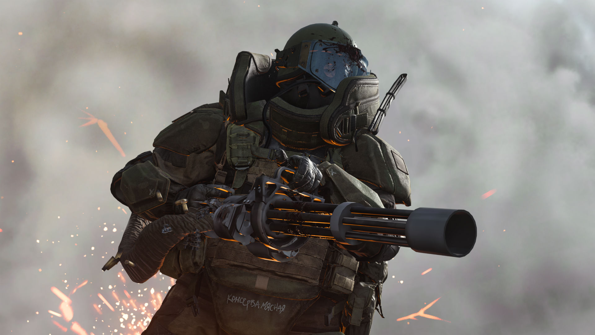 Become The Last Juggernaut Standing In Warzone S New Mode Pc Gamer