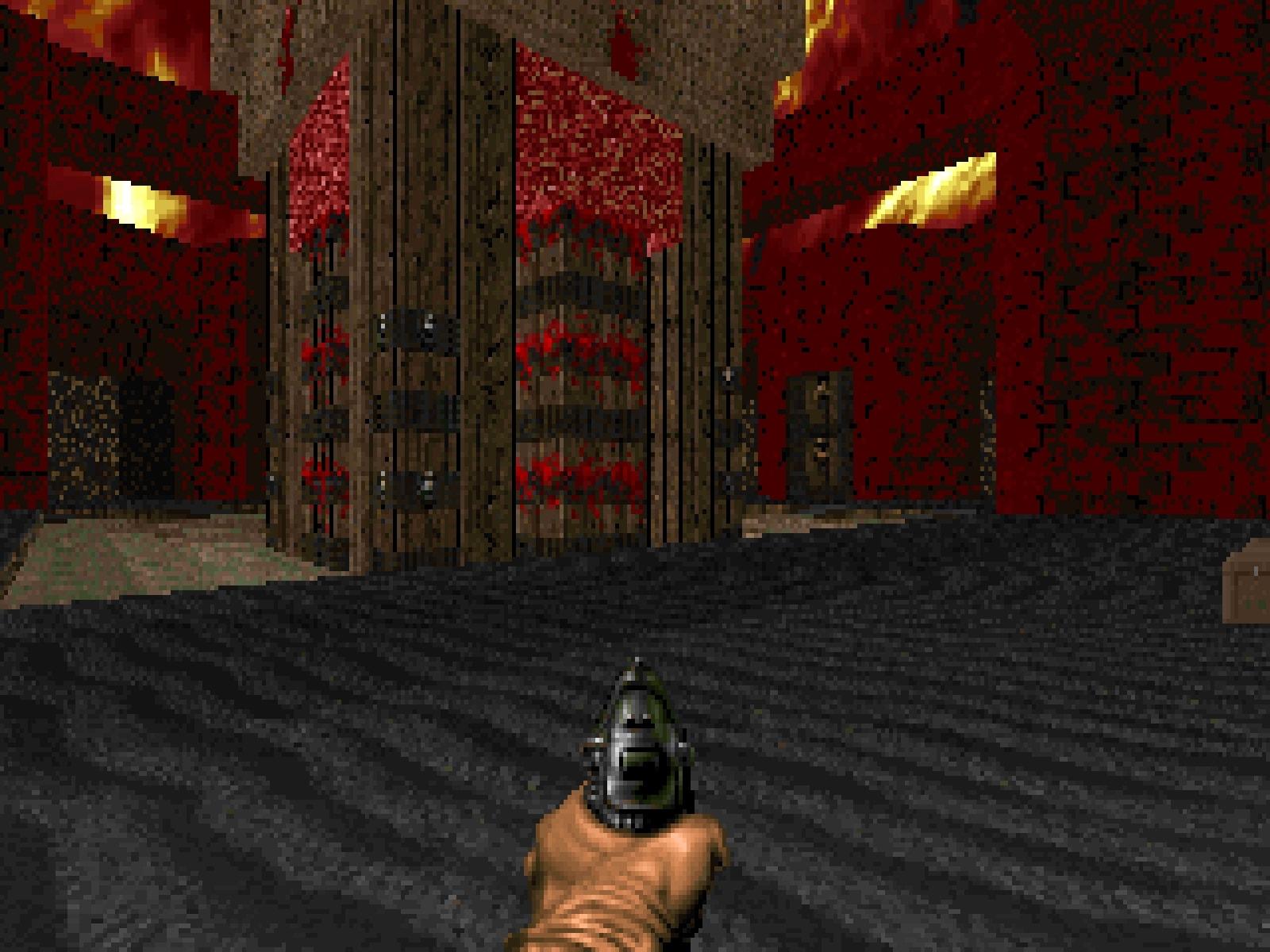A modding team has recreated Doom 64 in vanilla Doom II | PC