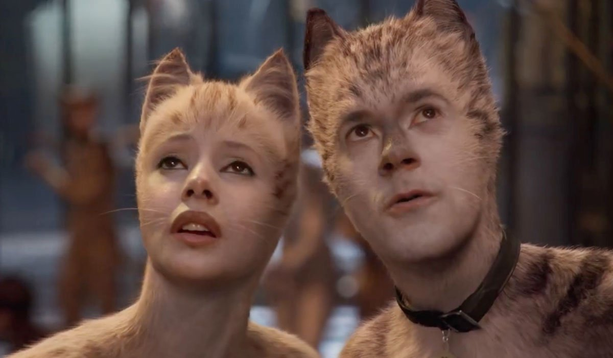 The Cats in Tom Hoopers Cats Musical movie