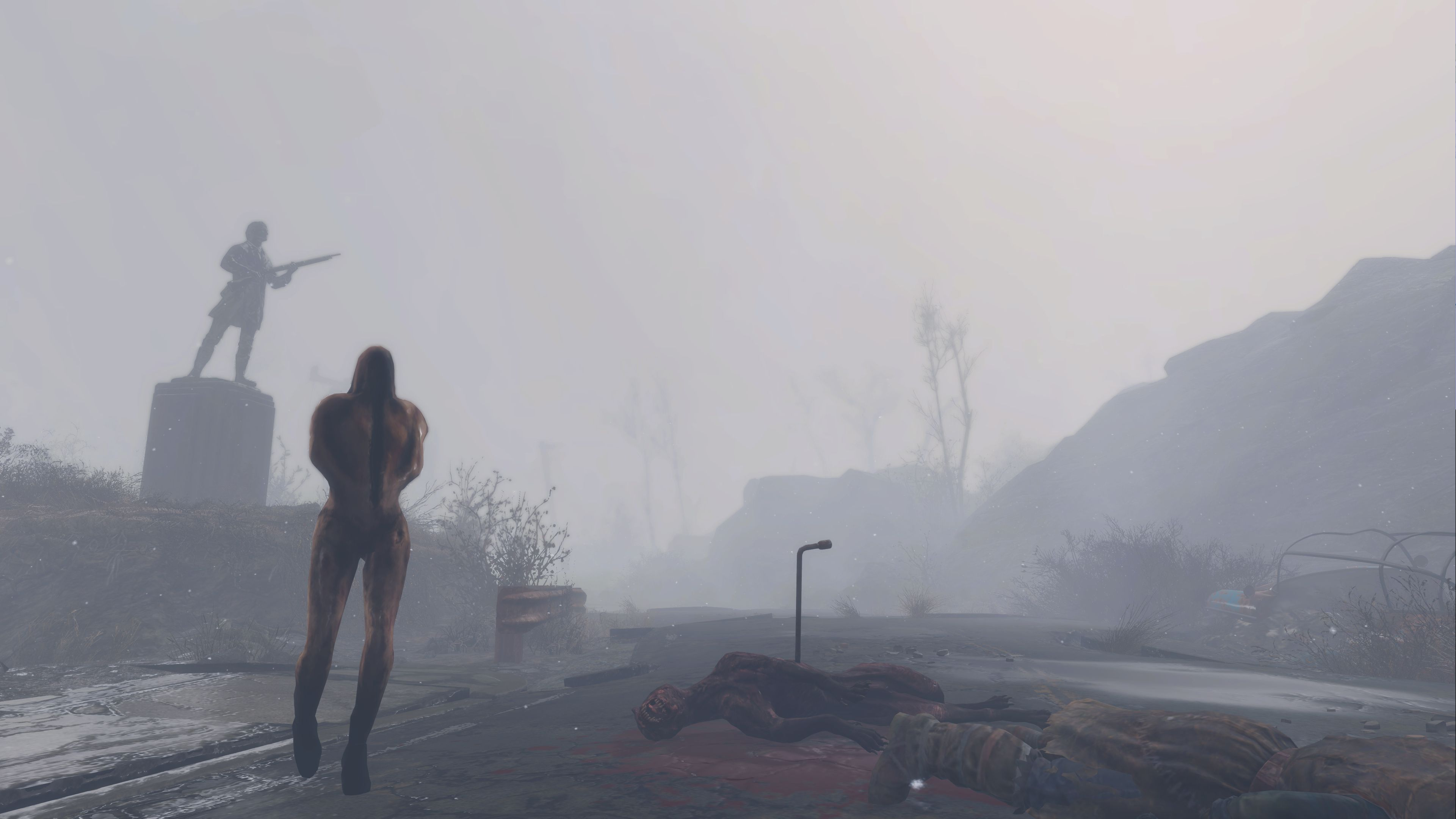 Whispering Hills, the mod that brings Silent Hill to Fallout 4, gets its first episode
