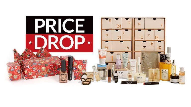 Cheap beauty advent calendar sales