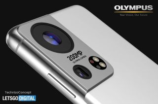 Olympus x Samsung